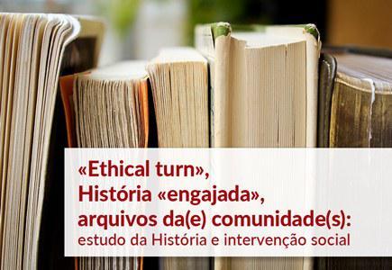 Estudo Da História E Intervenção Social — Universidade Nova De Lisboa